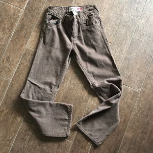 Quicksilver corduroy pants